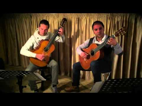 Bohemian Rhapsody Queen Sciacca Bartolotta Guitar Duo