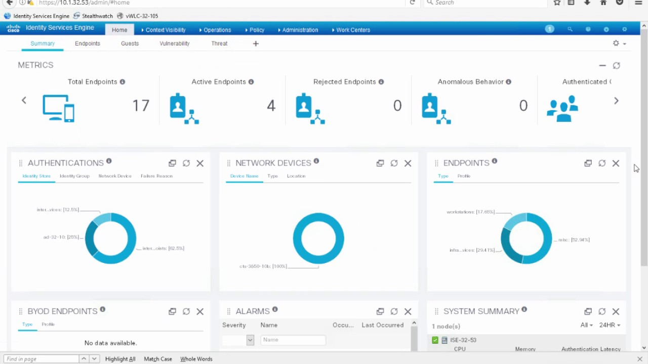 Enhanced Endpoint Compliance with Cisco ISE 2 2