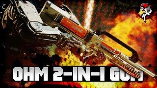 OHM 2-in-1 Gun! - BEAST LMG/Shotgun Combo! (Call of Duty: Advanced Warfare Multiplayer Gameplay)