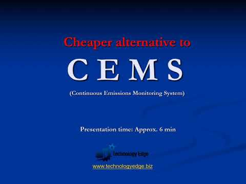 PEMS - 99% reliable & 90% cheaper alternate to CEM (continuous emissions monitoring)