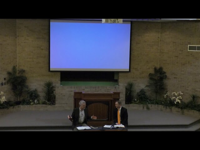 Importance of Daily Bible Reading - 12-8-19 pm - church of Christ lesson