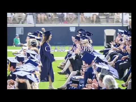Newport Harbor High Schools 2016 Graduation