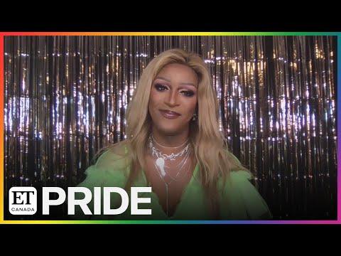 'Canada's Drag Race' Elimination Interview: Tynomi Banks   ET CANADA PRIDE thumbnail