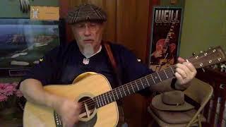2412 -  Delilah -  Tom Jones cover  - Vocal -  Acoustic Guitar & chords