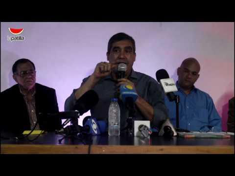 En video: Declaraciones de Rodríguez Torres sobre acusaciones del Gobierno