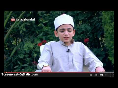 Subhanallah , bacaan al Quran yang sangat menyentuh hati .