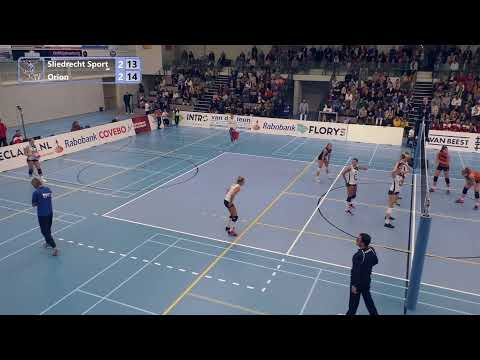 Sliedrecht Sport D2 - Rabobank Orion Doetinchem D1