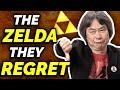 The Zelda game Nintendo regrets making