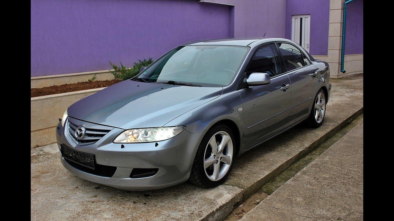 Kekurangan Mazda 6 2002 Review