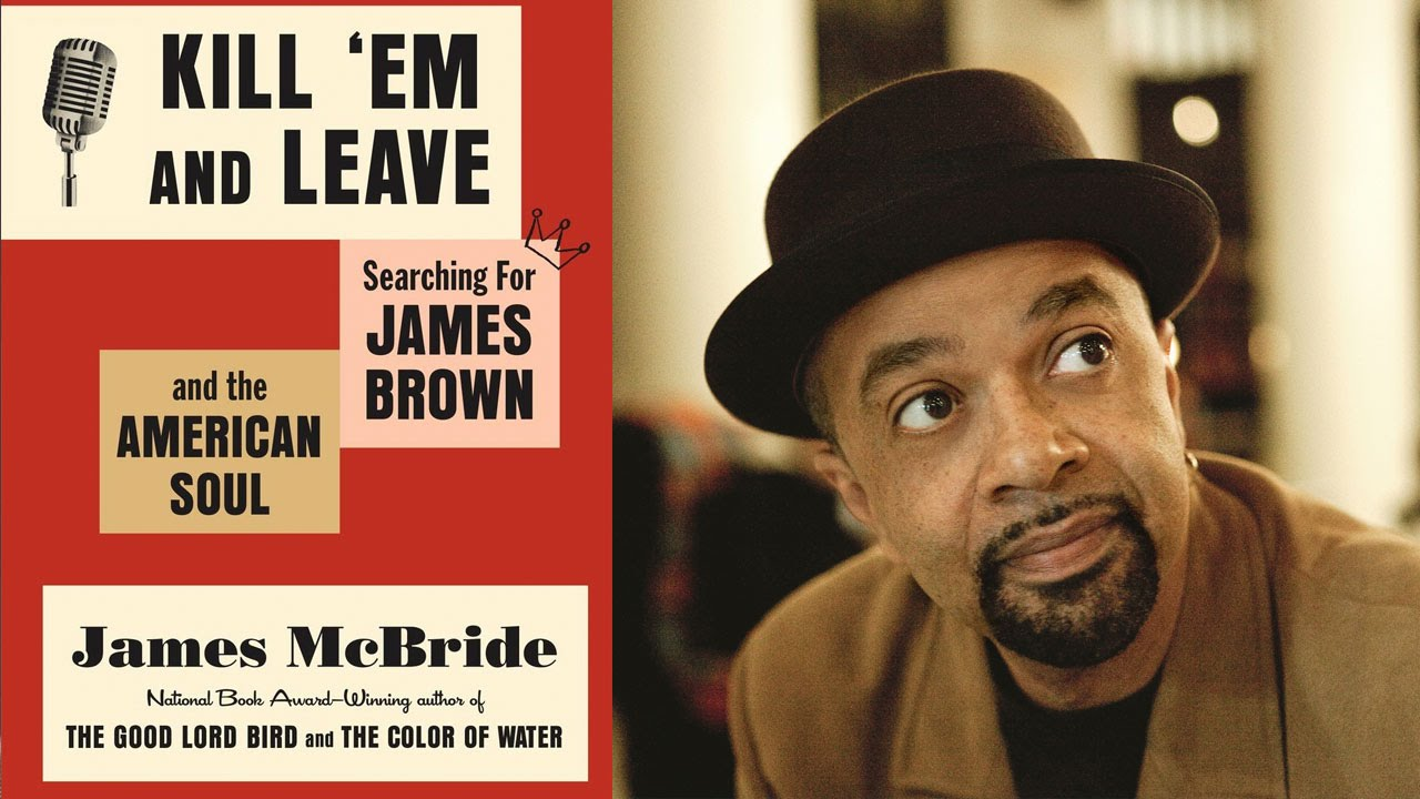 "James McBride on ""Kill 'Em and Leave"" at the 2016 National Book Festival -  YouTube"