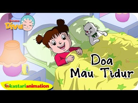 Doa Sebelum Tidur Bersama Diva | Kastari Animation Official