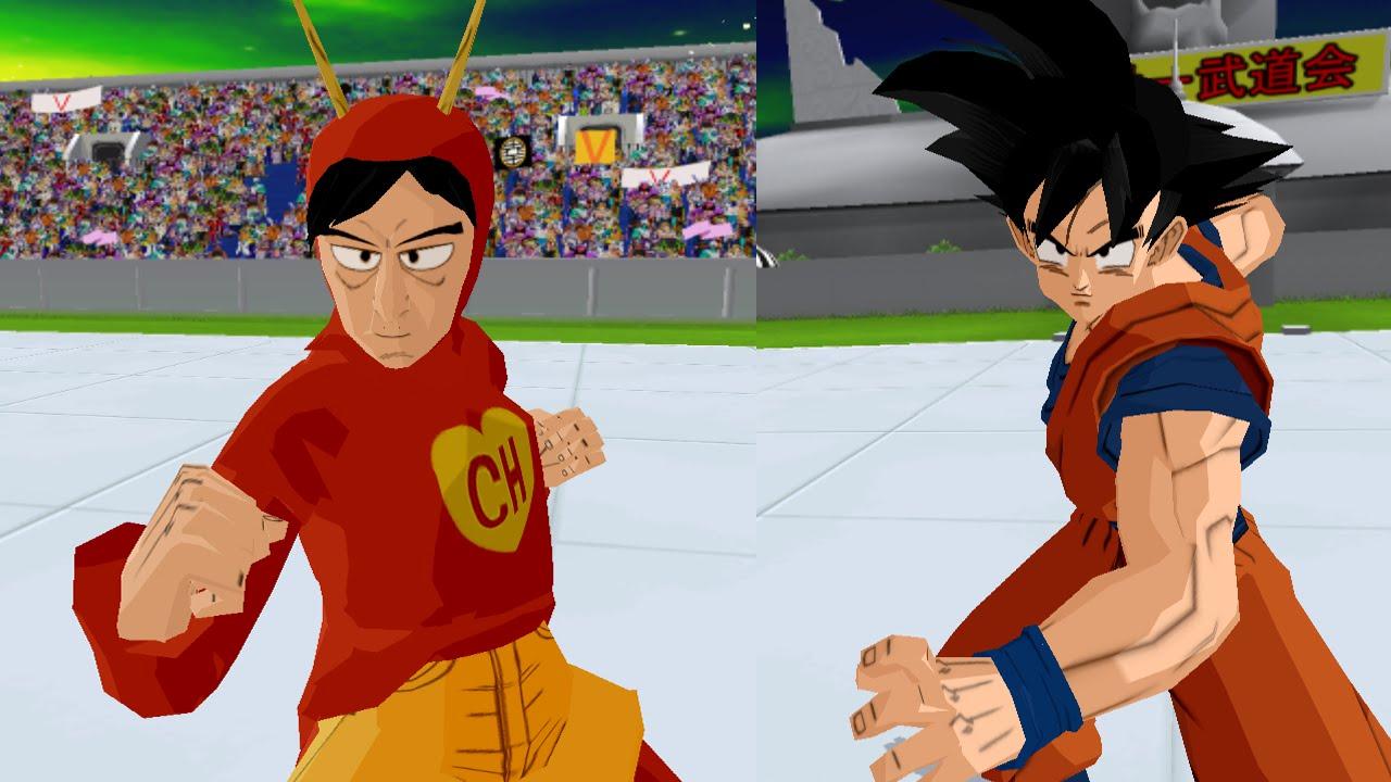 ¿Quien Gana, Goku O El Chapulín Colorado?