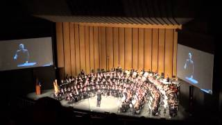 The Great Gate of Kiev (end of Pictures at an Exhibition - 2015 All-State Symphonic Band