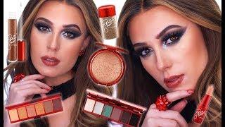 MAC X PATRICK STARRR 2018 HOLIDAY COLLECTION | Christmas Makeup Tutorial | Victoria Lyn