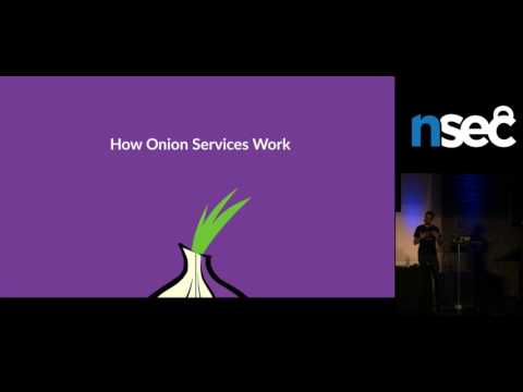David Goulet - Deep Dive Into Tor Onion Services