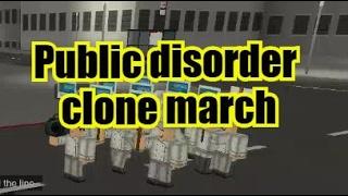 [Roblox London City] Uk Police MPS SCO19 Public Disorder