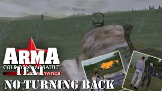 """ARMA: Resistance (Operation Flashpoint: Resistance) Mission 3 """"No Turning Back"""""""