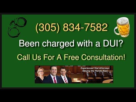 Best DUI Attorney In Key West, Florida