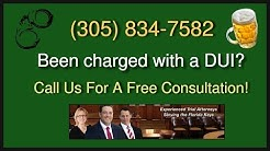 Best DUI Attorney In Key West, Florida