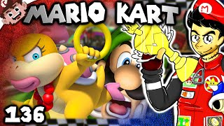 WENDY DOESNT SUCK? (Mario Kart 8 Online: The Derp Crew - Part 136)