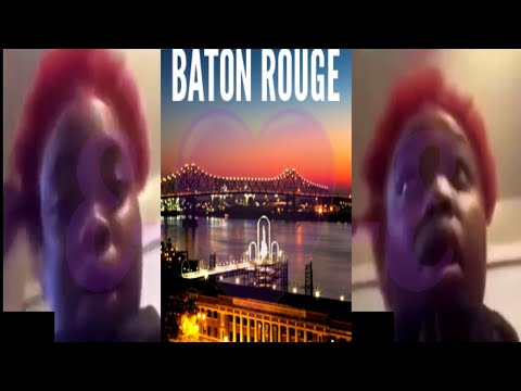 Baton Rouge Female Was Attack While Other People Sit There Listen To Her Getting Attack NOBODY HELPS