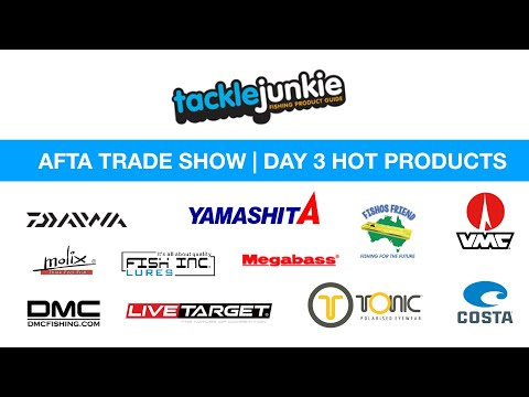 2019 AFTA Show Day 3 | Even More Cool Stuff!