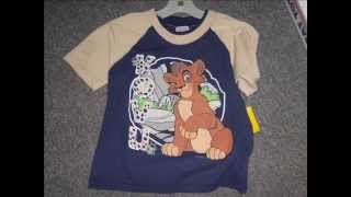Kids Clothes: Size 4 Toddlers Boys
