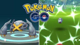 COMMUNITY DAY DE BELDUM! METAGROSS SHINY Y MUCHO MÁS! (PARTE 2) [Pokémon GO-davidpetit]