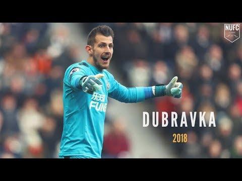 Martin Dúbravka | AMAZING Saves & Goalkeeping Skills 2018