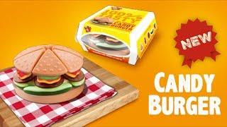 Candy Burger Challenge