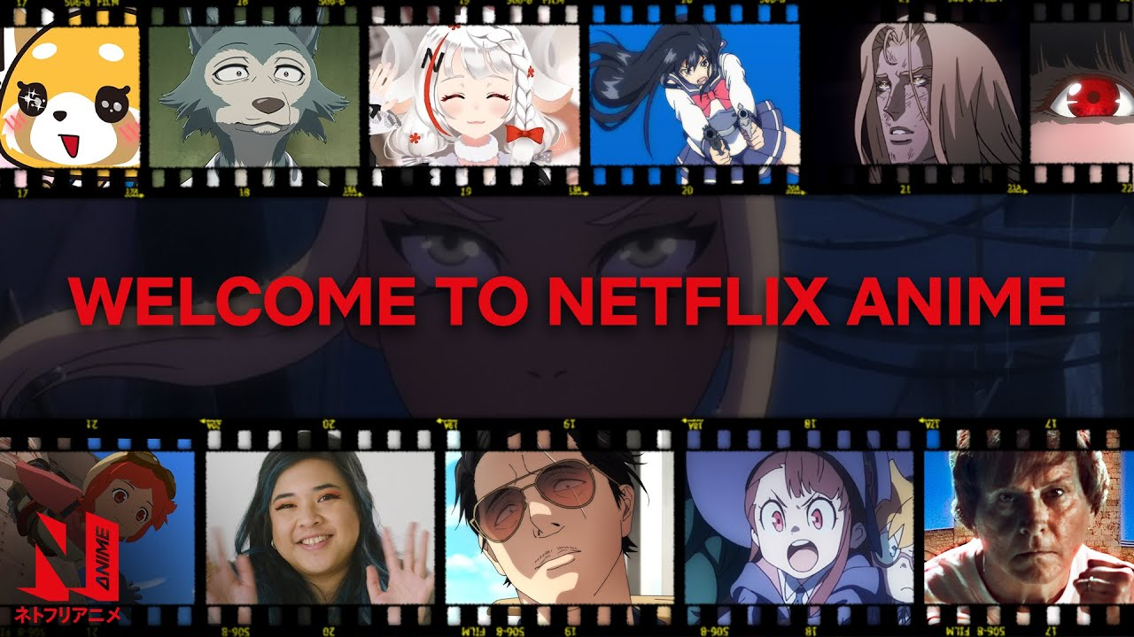 Channel Trailer | Welcome to Netflix Anime