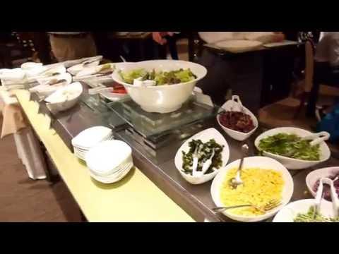Breakfast Buffet @  Nagoya Tokyo Rei Hotel