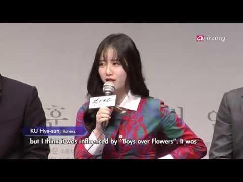 "Showbiz Korea-PRESS CONFERENCE OF THE DRAMA ""BLOOD""(드라마 블러드 제작발표회)"