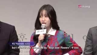 "Video Showbiz Korea-PRESS CONFERENCE OF THE DRAMA ""BLOOD""(드라마 블러드 제작발표회) download MP3, 3GP, MP4, WEBM, AVI, FLV Januari 2018"