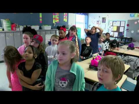 Career Day at Childersburg Elementary School