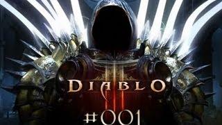 Diablo III Let's Test [Deutsch] [HD] | Wizard/Demonhunter - 01