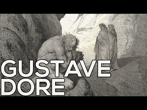 Gustave Dore: A collection of 727 etchings (HD)
