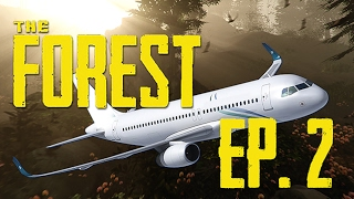 BARELY EXPLORING   The Forest Ep. 2   Voltage Reloaded