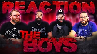 The Boys Season 2 - Teaser Trailer REACTION!!