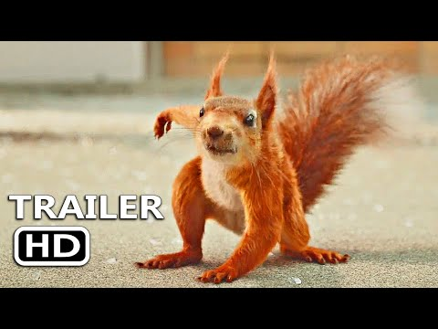 FLORA AND ULYSSES Official Trailer (2021)