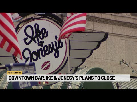downtown-bar-ike-&-jonesy's-to-close-at-year's-end