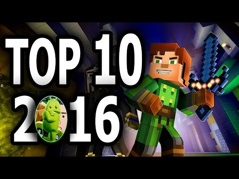 Top 10 BEST Minecraft Android Games 2016