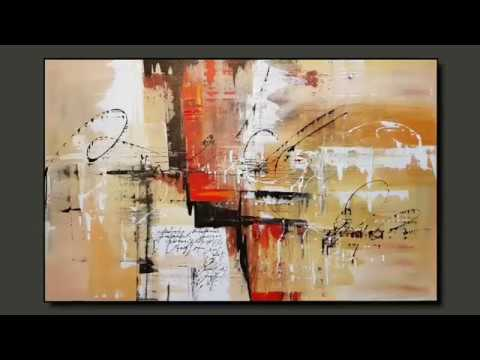 Abstract painting / Collection / Suraj Fine Arts