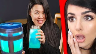 CRAZY WOMAN MAGIC JUICE SCAM