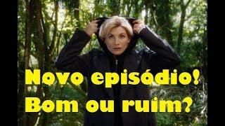 O QUE ACHAMOS DA VOLTA DE DOCTOR WHO
