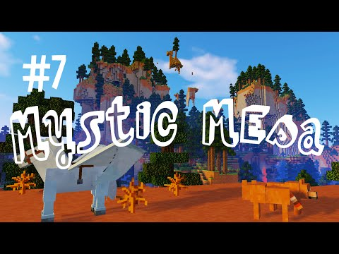 HOME - MYSTIC MESA MODDED MINECRAFT (EP.7)