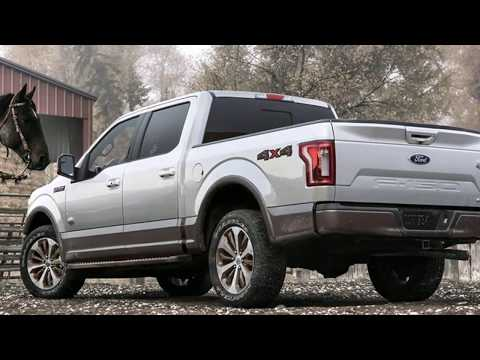 Ford F150 2020 - information Redesign