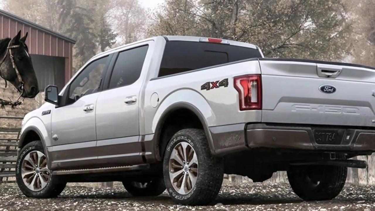 Ford F150 2020 Information Redesign