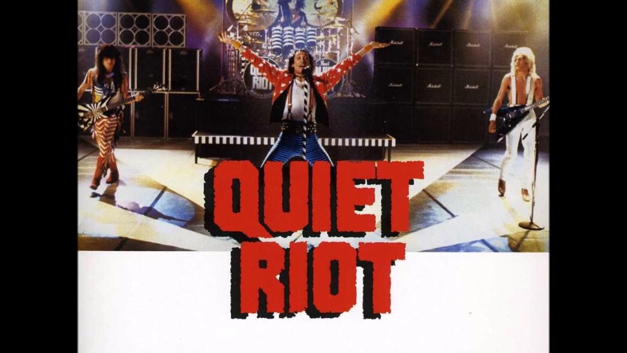 Quiet Riot - Slick Black Cadillac (Live) - YouTube
