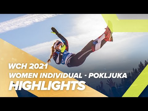 Pokljuka 2021: Women Individual Highlights